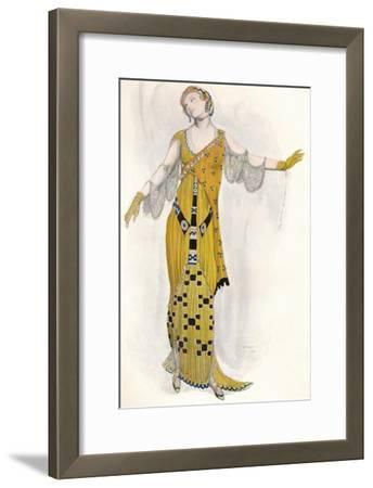Fantaisie Sur Le Costume Moderne, Dione, C1910
