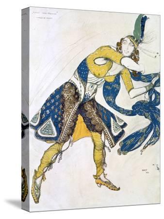 Indian Dance' (La Marquise De Casat), 1912