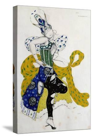 Sketch For the Ballet La Peri, by Paul Dukas