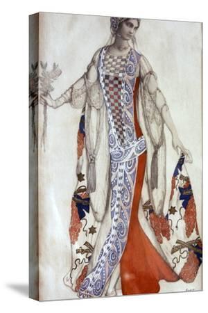 Sleeping Beauty, Ballet Costume Design, C1913