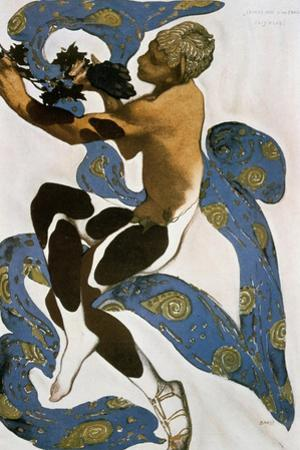 The Faun (Nijinsk), Costume Design for the Ballets Russes, 1912