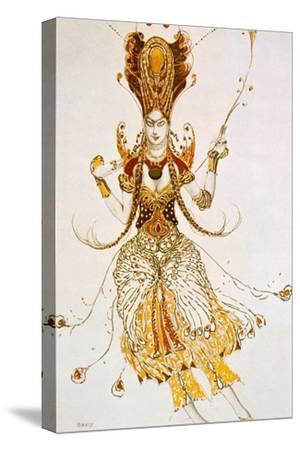 The Firebird, Costume Design for Stravinsky's Ballet the Firebird, 1910