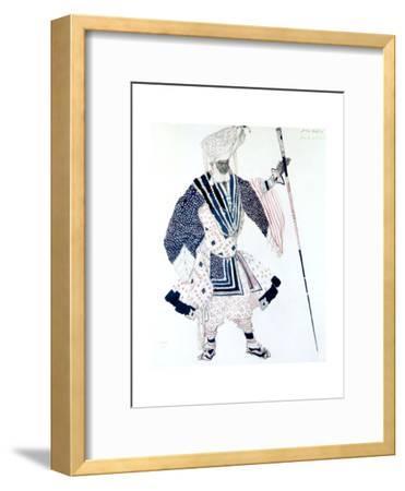 The High Priest' (Le Grand Prêtr), Ballet Costume Design, 1911