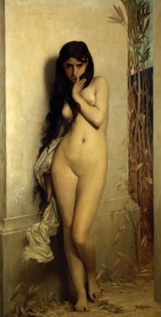 The Slave Girl, 1872 by Leon Bakst