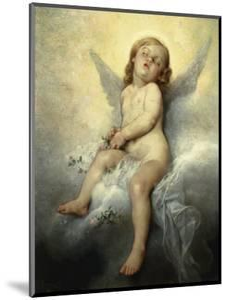 Sleeping Angel by Leon Basile Perrault
