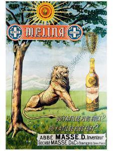 Liqueur Melina by Leon Carre