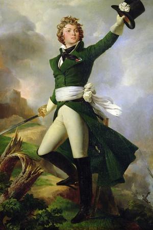 Antoine Philippe De La Tremoille, Prince of Talmont, 1826