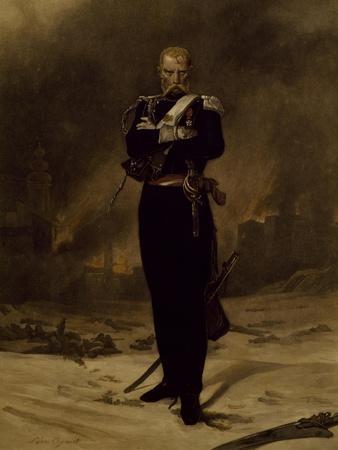 Polish Officer, Prague 1831