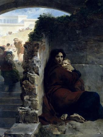 Scene of the Massacre of the Innocents, 1824