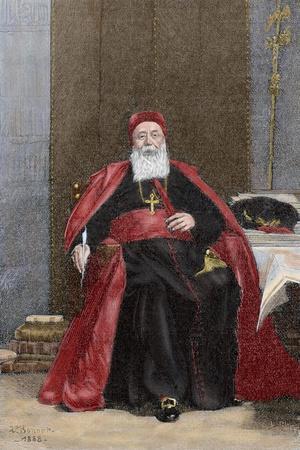 Cardinal Charles Lavigerie (1825-1892)