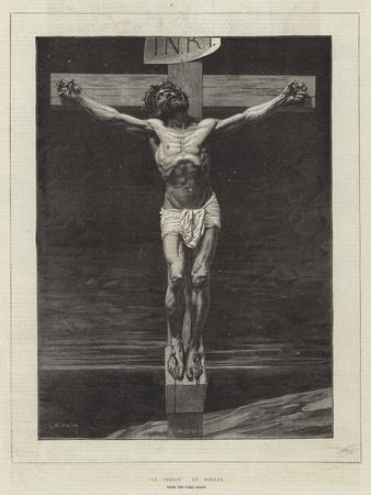 Le Christ, from the Paris Salon