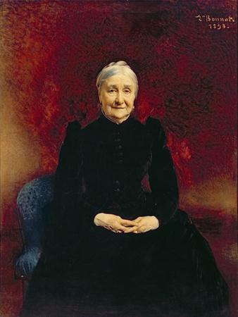 Madame Bonnat, the Artist's Mother, 1893