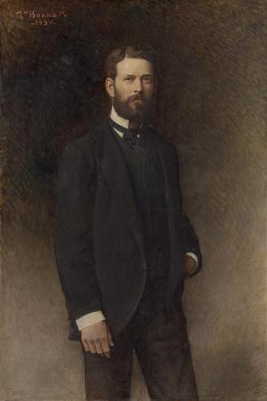 Portrait of Henry Field, 1896