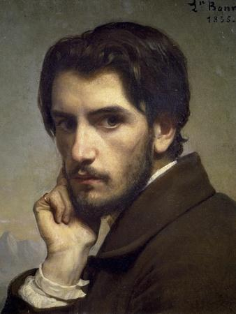Self Portrait, c.1855