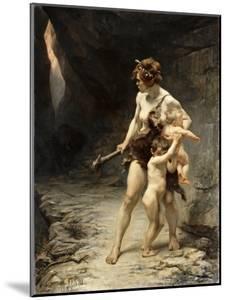 Two Mothers by Léon Maxime Faivre