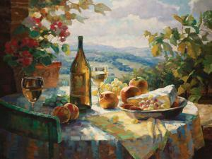 Chardonnay by Leon Roulette