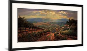 Tuscany Splendor by Leon Roulette