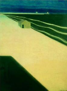 La Digue, c.1909 by Leon Spilliaert