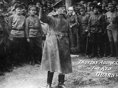 Leon Trotsky (1879-1940)--Photographic Print