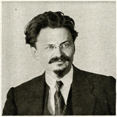 Leon Trotsky--Photographic Print