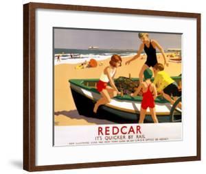 LNER, Redcar, 1936-1937 by Leonard Cusden