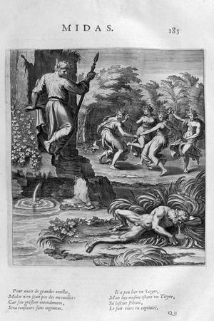 Midas, 1615