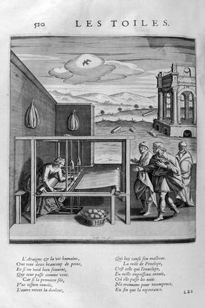 Weaver, 1615
