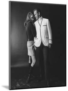 GQ - February 1967 by Leonard Nones
