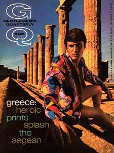 Summer Issue by Leonard Nones