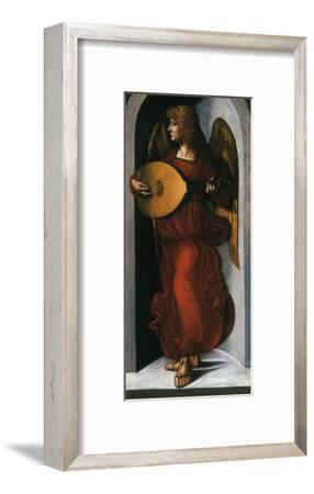 Angel with a Lute