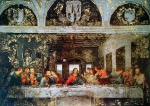 Cenacolo by Leonardo da Vinci
