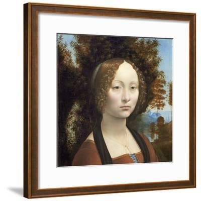 Ginevra De' Benci, C. 1474- 78