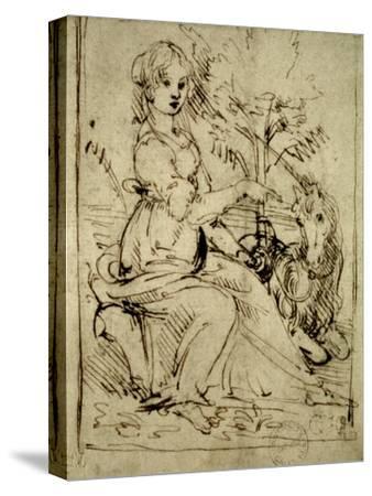 Lady with a Unicorn, C.1480