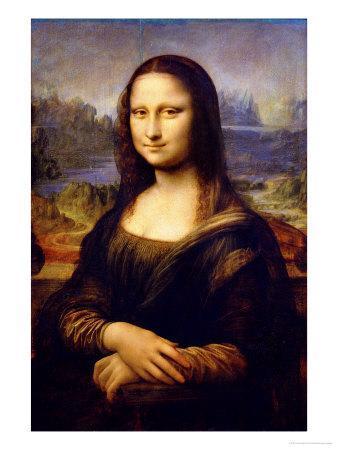 Mona Lisa, 1503-1506
