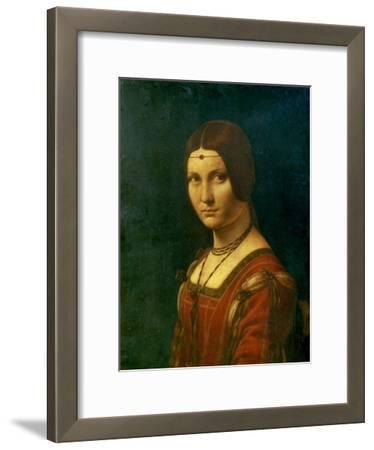 Portrait of an Unknown Woman (La Belle Ferronier), C1490