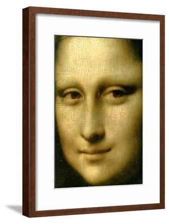 Portrait of Mona Lisa' (Detail), 1503-1506