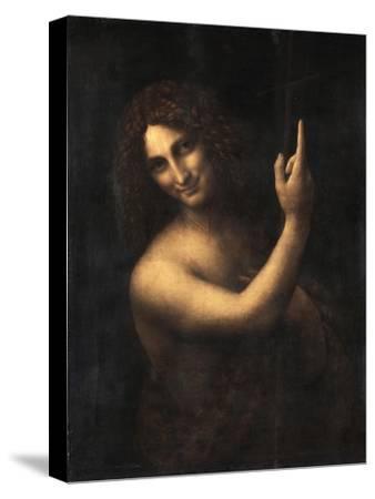 Saint John the Baptist, 1513-1516