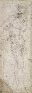 Saint Sébastien by Leonardo da Vinci