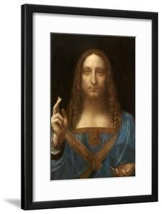 Salvator Mundi by Leonardo Da Vinci