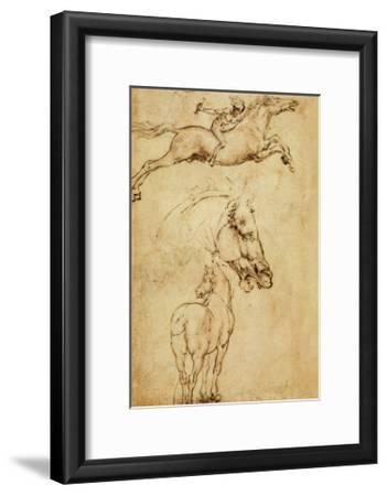 Sketch of a Horse