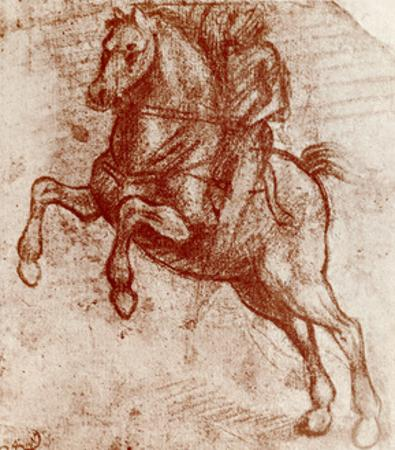 Study of a Knight, 1913 by Leonardo da Vinci