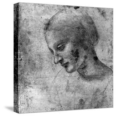 Study of the Head of the Madonna, 15th Century