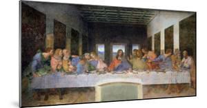 The Last Supper, 1495-97 by Leonardo da Vinci