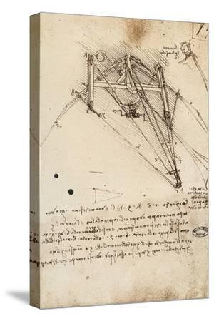 The Rudder of a Wing, Institut De France, Paris