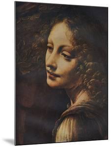 'The Virgin of the Rocks (detail)', c1491 by Leonardo da Vinci