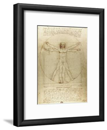 Vitruvian Man (Canon of Proportions)