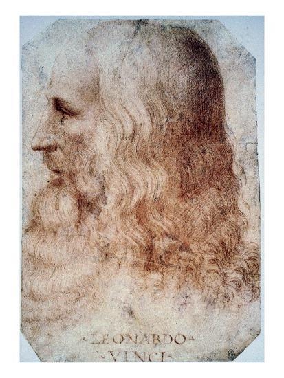 Leonardo Da Vinci-Leonardo da Vinci-Giclee Print