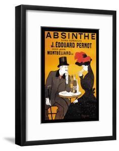 Absinthe J. Edouard Pernot by Leonetto Cappiello
