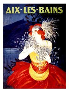 Aix Les Bains by Leonetto Cappiello