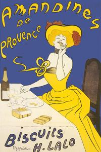 Amandines de Provence by Leonetto Cappiello